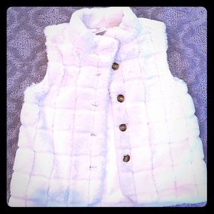 Hanna Anderson Vest super soft size 130